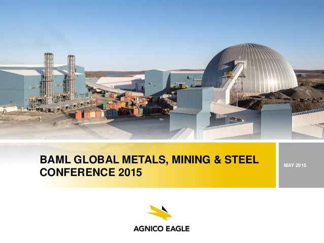 BMO Capital Markets to Host Global Metals & Mining ...