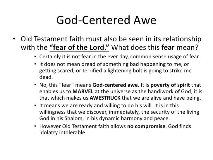 poverty in the old testament At least two degrees of poverty are recognized the old testament does not distinguish between them as clearly as does the new testament the new testament.