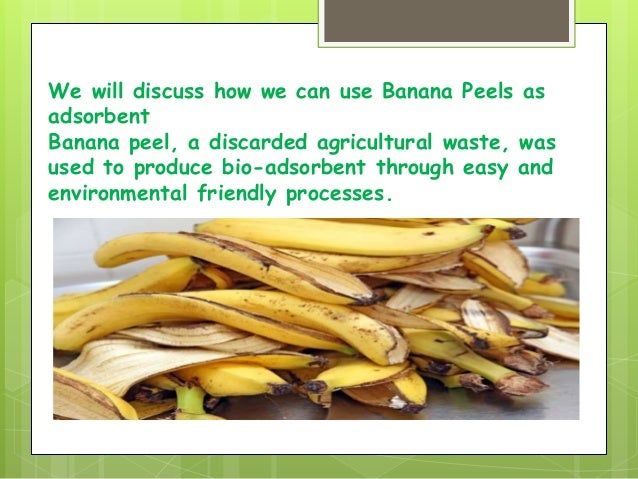 banana peeling as an alternative shoe polish essay You will never throw away the banana peel after reading this by healthexpertgroupadmin february 7, 2016  a great alternative to shoe polish is a banana peel .