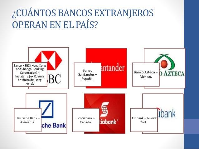 Banca multinacional presentaci n for Sucursales banco santander en roma italia