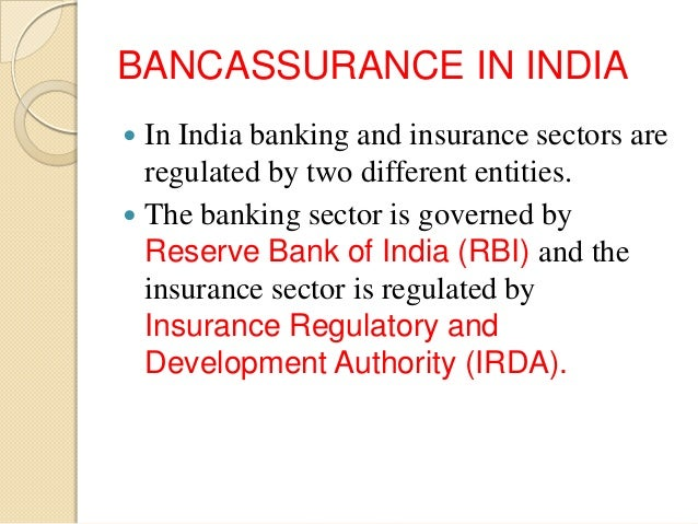 introduction of bancassurance Development of bancassurance in malaysia introduction  bancassurance broadly refers to the collaboration between banks and insurers to .