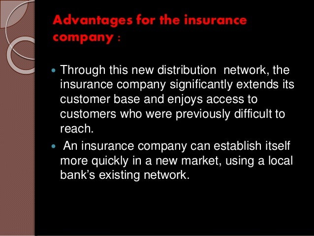bancassurance in india Bancassurance in india - a case study of state bank of india [sreesha ch] on amazoncom free shipping on qualifying offers this book explains the conceptual frame work of bancassurance and explains the different models of bancassurance prevailing in india.