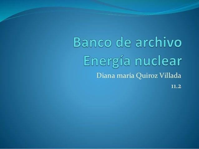 Diana maría Quiroz Villada  11.2