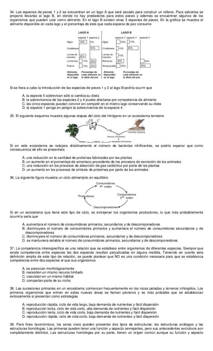Excepcional Respuestas De La Página Para Colorear De Células ...