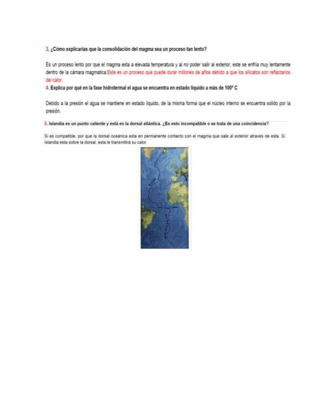 Banco de preguntas magmatismo Slide 2