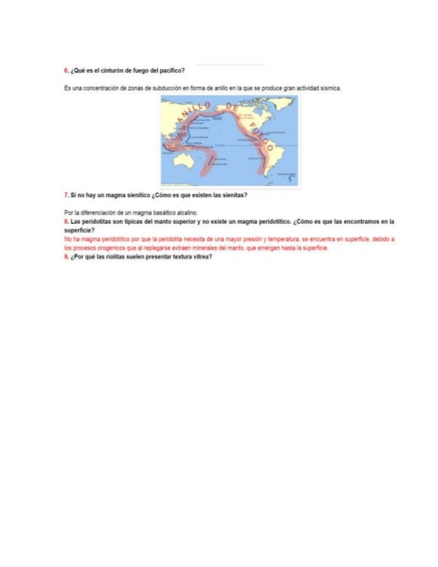 Banco de preguntas magmatismo Slide 3