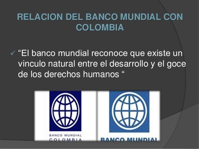 Como pedir un prestamo al banco mundial prestamos - Pedir un prestamo hipotecario ...