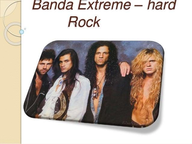 Banda Extreme – hard  Rock