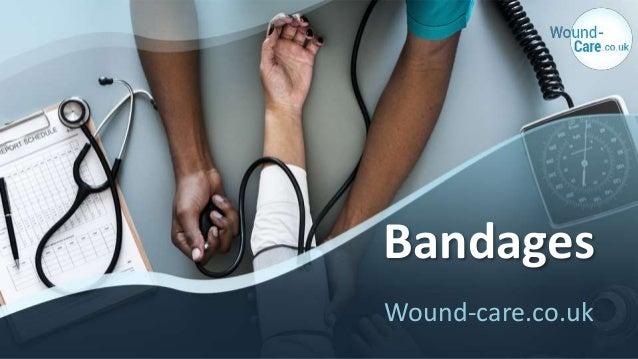 Bandages Wound-care.co.uk