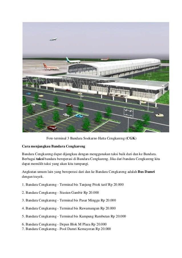 Bandara Internasional Soekarno
