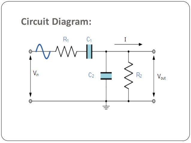 Baseband Filter Schematic Symbol Wire Center