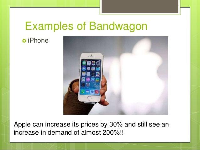 Bandwagon Effect