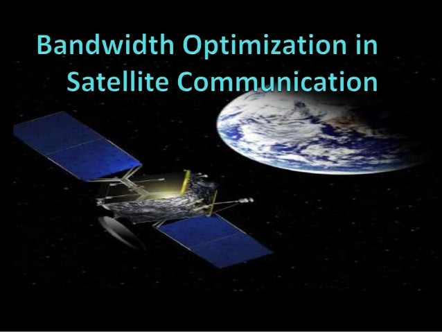 INTRODUCTION  Satellite communications systems exist because earth is a sphere.  Radio waves travel in straight lines at...