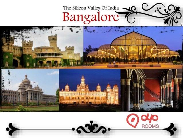 Bangalore The Silicon Valley Of India