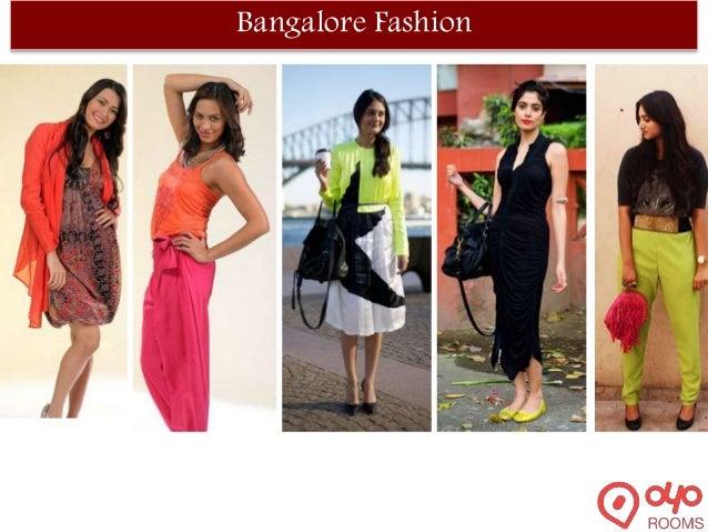 Bangalore Fashion