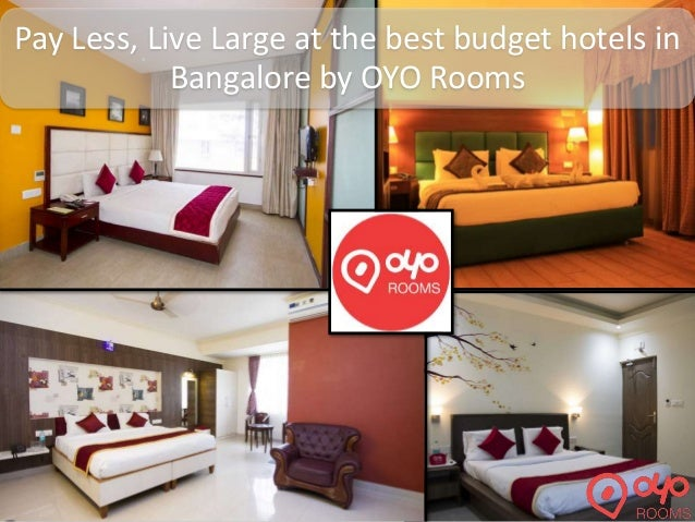 Pay Less, Live Large at the best budget hotels in Bangalore by OYO Rooms
