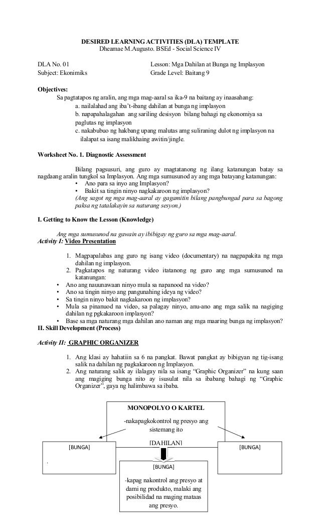 banghay aralin sa araling panlipunan iv Banghay aralin sa araling panlipunan 4 - download as word doc (doc), pdf file (pdf), text file (txt) or read online.