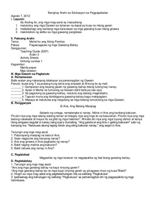 banghay aralin sa araling panlipunan grade 8 Banghay aralin sa araling panlipunan 9 kasaysayan ng daigdig i  layunin  pitfalls & mistakes download this review guide and improve your  grades.