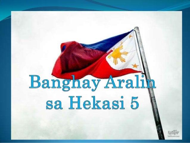 I. Layunin Natatalakay ang mga patakaran/ programa sa panunungkulan ni Diosdado P. Macapagal ( 1961- 1965).