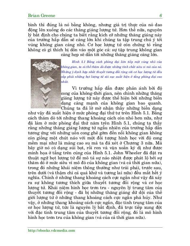 Brian Greene 6 http://ebooks.vdcmedia.com bònh thò àuáng laâ noá bùçng khöng, nhûng giaá trõ thûåc cuãa noá dao àöång lïn ...