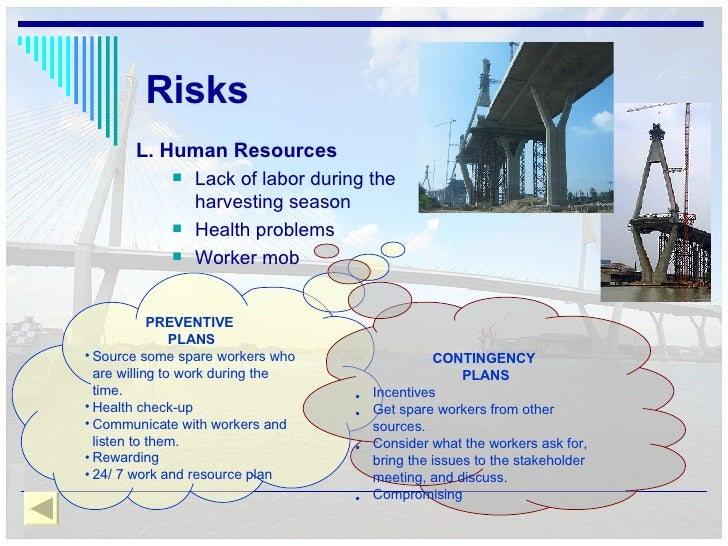 Bridge Project Management : Bangkok mega bridge project management