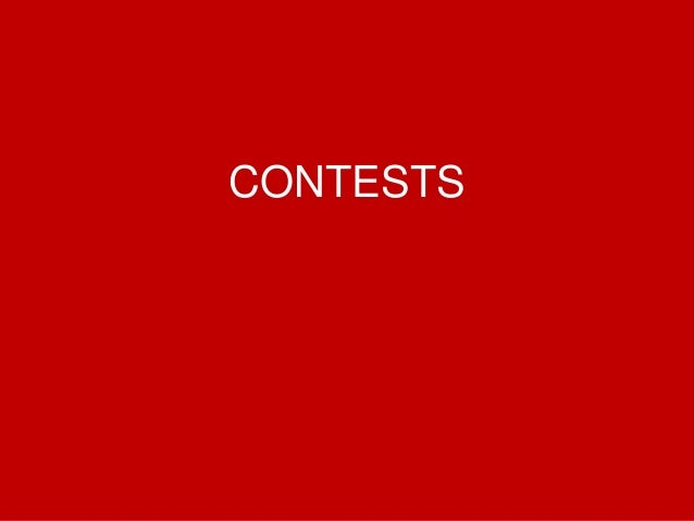@Growthhackasia (Growth Hacking Asia) CONTESTS