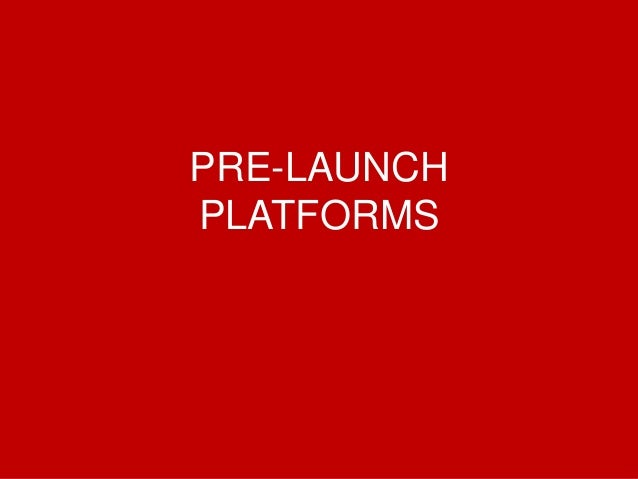 @Growthhackasia (Growth Hacking Asia) PRE-LAUNCH PLATFORMS