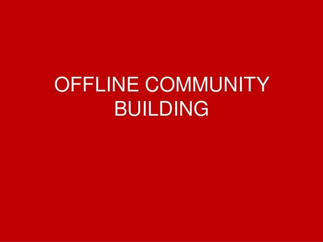@Growthhackasia (Growth Hacking Asia) OFFLINE COMMUNITY BUILDING