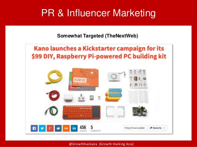 @Growthhackasia (Growth Hacking Asia) PR & Influencer Marketing Somewhat Targeted (TheNextWeb)