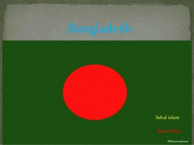 Bangladesh Sehal islam Basar Mimi