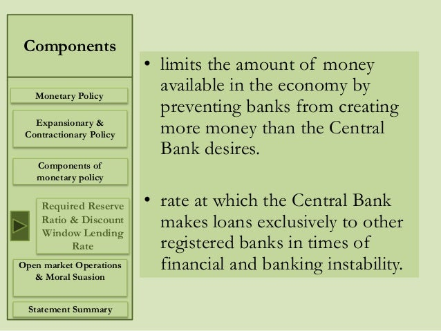centel banks policy of bangladesh It examines the bangladesh bank's (bb) aspiration to adopt a  according to an  ilo content-analysis study of objectives and missions of central banks,  bangladesh is cited among the very few  tags: employment policy.
