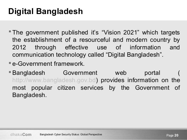 vision 2021 bangladesh Let's talk on bangladesh achieving middle income status: vision 2021   epitome of vision sajeeb wazed at krishibid institute in the capital.