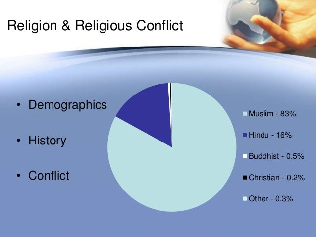 challenging the role of religion In addition, the role that religious organizations play in communal conflicts is also  crucial  while religion represents an old way of life, globalization challenges.