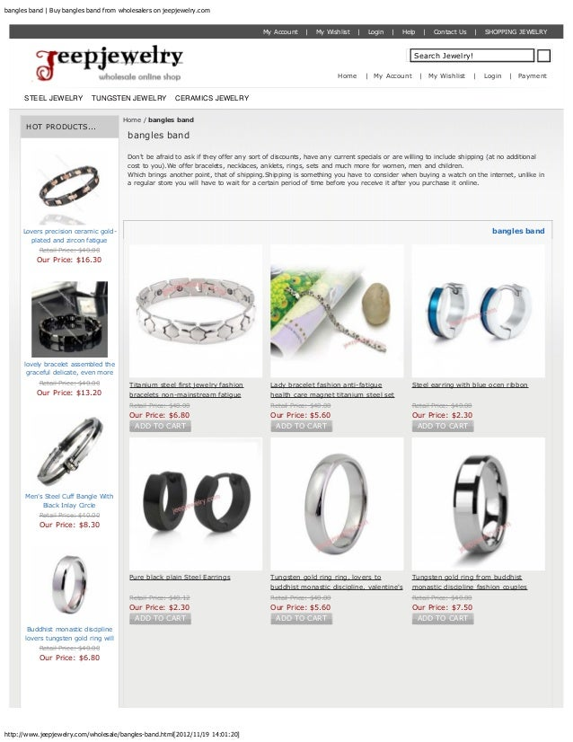 bangles band | Buy bangles band from wholesalers on jeepjewelry.com                                                       ...