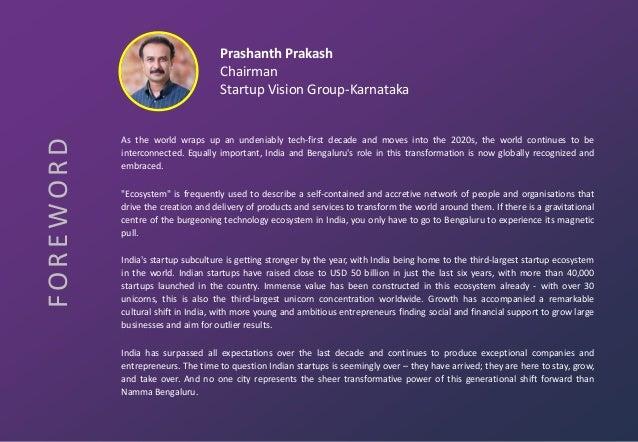 Bengaluru Innovation Report 2019 Slide 3