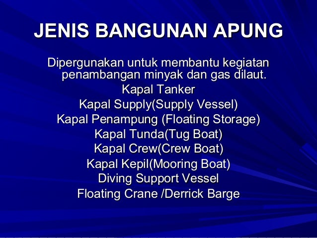 FPSO FLOATING PRODUCTION STORAGE AND OFFLOADING SUMBER LLOYD'S REGISTER OF SHIPPING, 2007