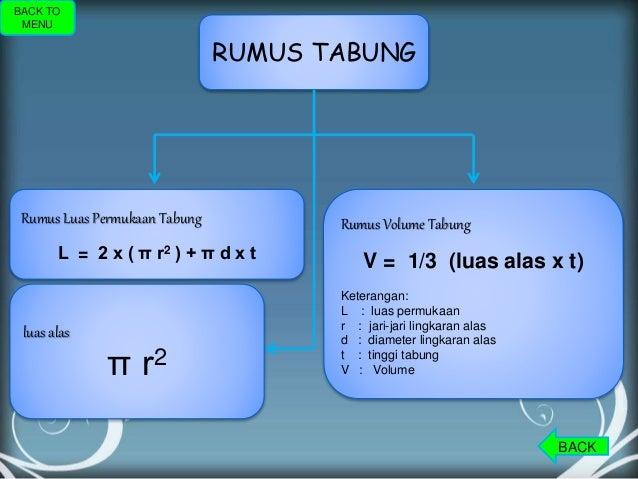 Bangun Ruang Matematika