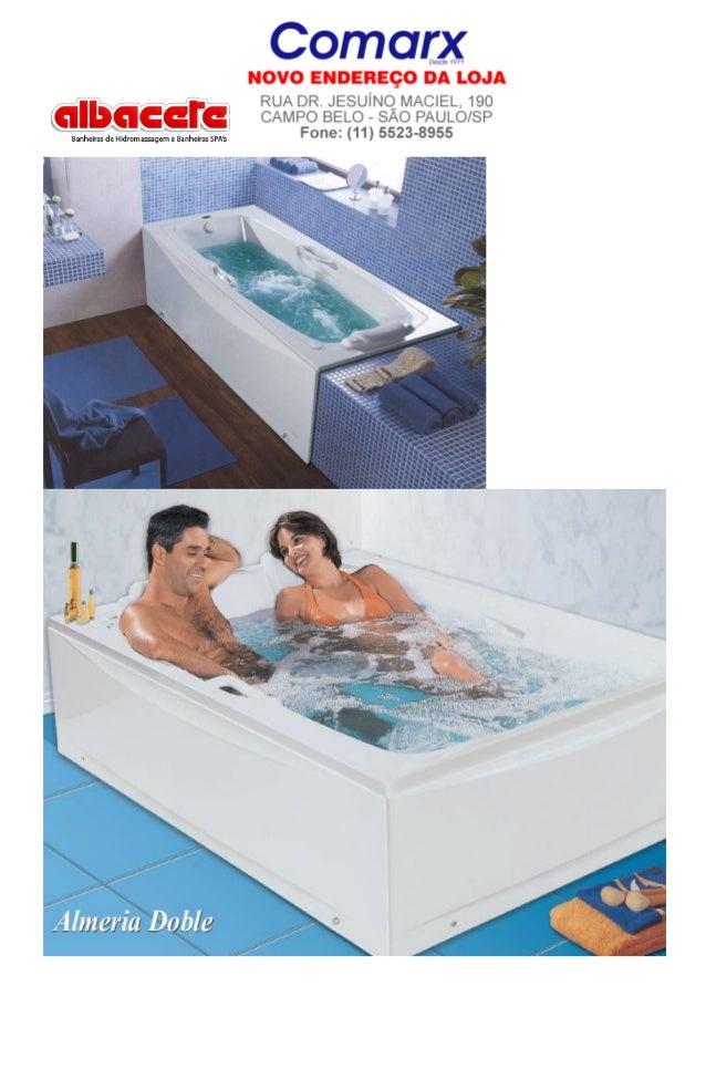 Banheiras Albacete