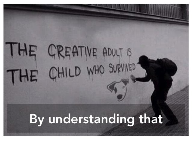 By understanding that