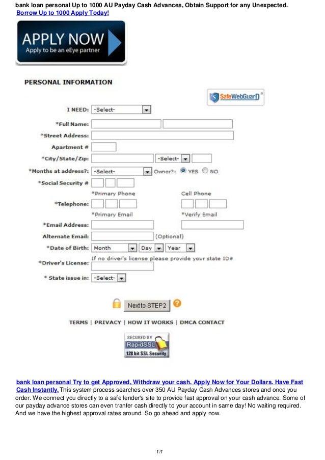 Speedi cash loans rockhampton image 5