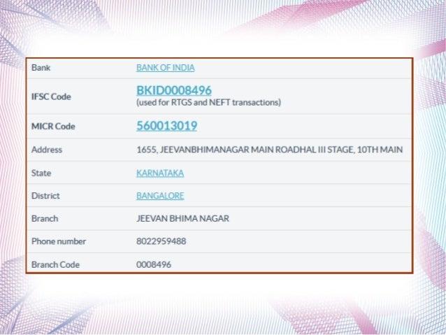 bank of india hazaribagh jharkhand ifsc code
