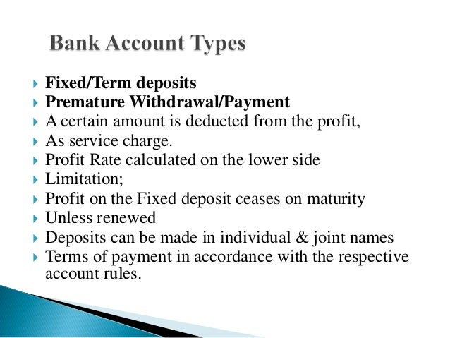 bank joint account rules