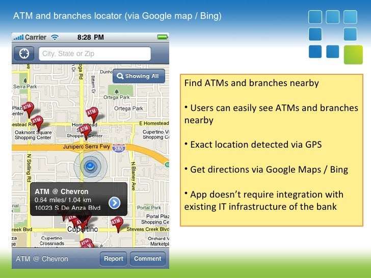 Atm Andnches Locator