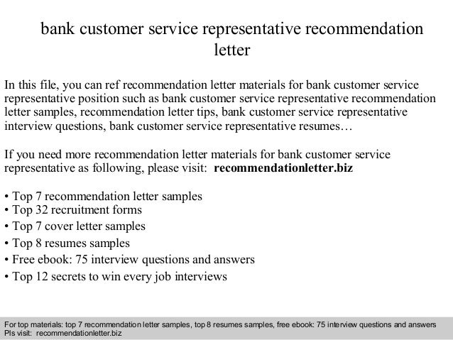 interview questions and answers free download pdf and ppt file bank customer service representative - Cover Letter For Bank Customer Service Representative