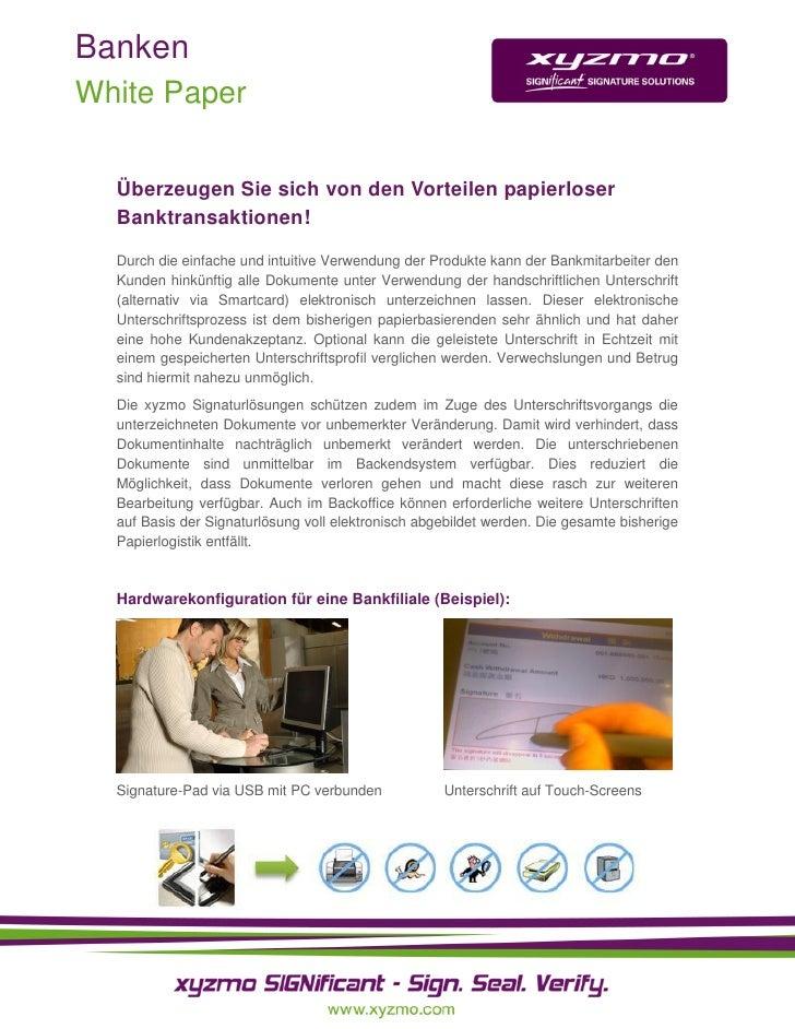 Banken White Paper German Slide 2
