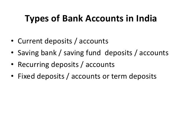 The Ultimate Guide to the Different Types of Bank Accounts