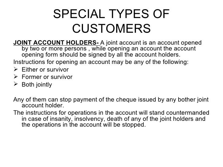 Banker Customer Relationship: Types of Bankers Customer Relationship