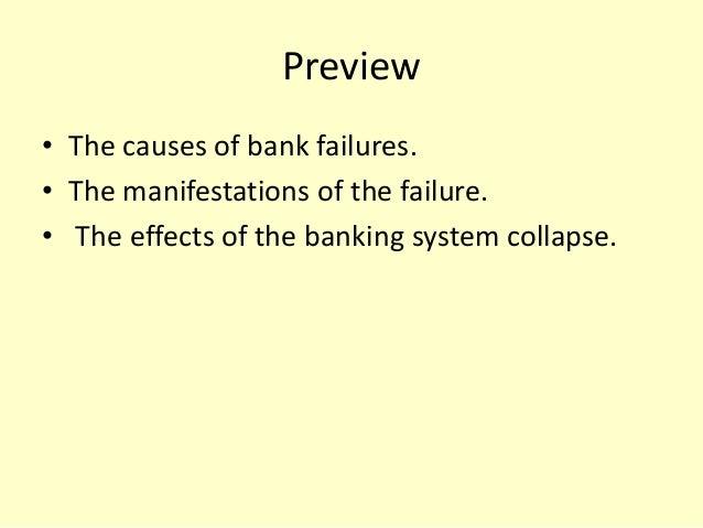 bank failures 2008