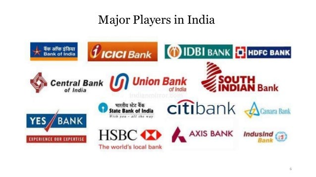 Major Players in India  6