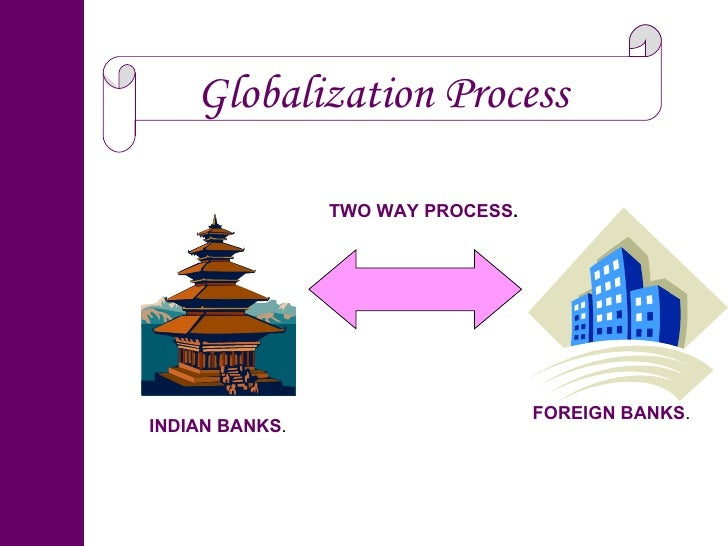 deregulation and globalization in the banking sector The banking industry in nigeria, for instance, had been revolutionized by globalisation all the commercial banking businesses in nigeria are privately owned, and globalization advent affects these commercial banks.